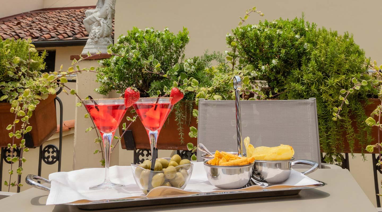 Restaurant And Bar Hotel Bernini Palace Luxury 5 Stars Hotel