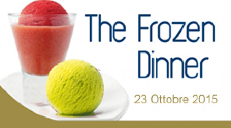 Frosen Dinner evento Firenze Hotel Bernini