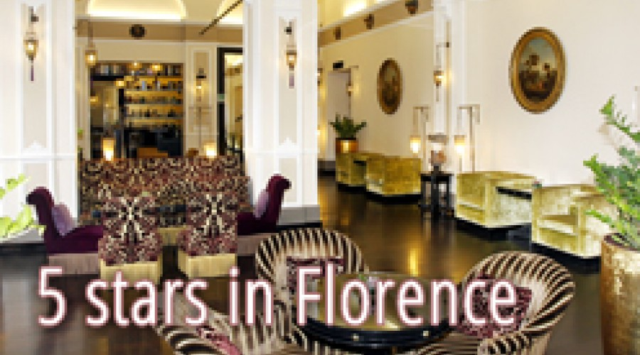 Bernini Palace Hotel of Florence Italy recieves the fifth star