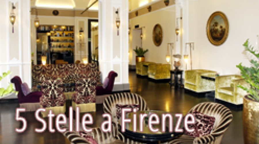 Hotel Bernini Palace Firenze conquista la 5 Stella