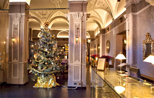 The Starlight Christmas Party Firenze Hotel Bernini Palace